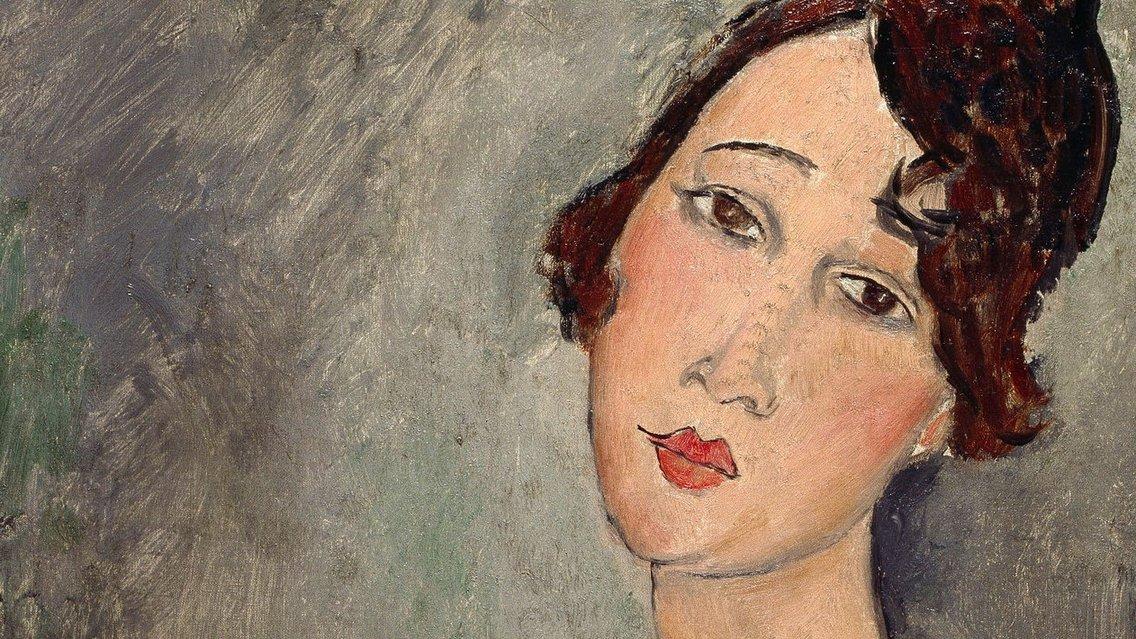 Amedeo Modigliani. Oltraggio al pudore - Cover Image