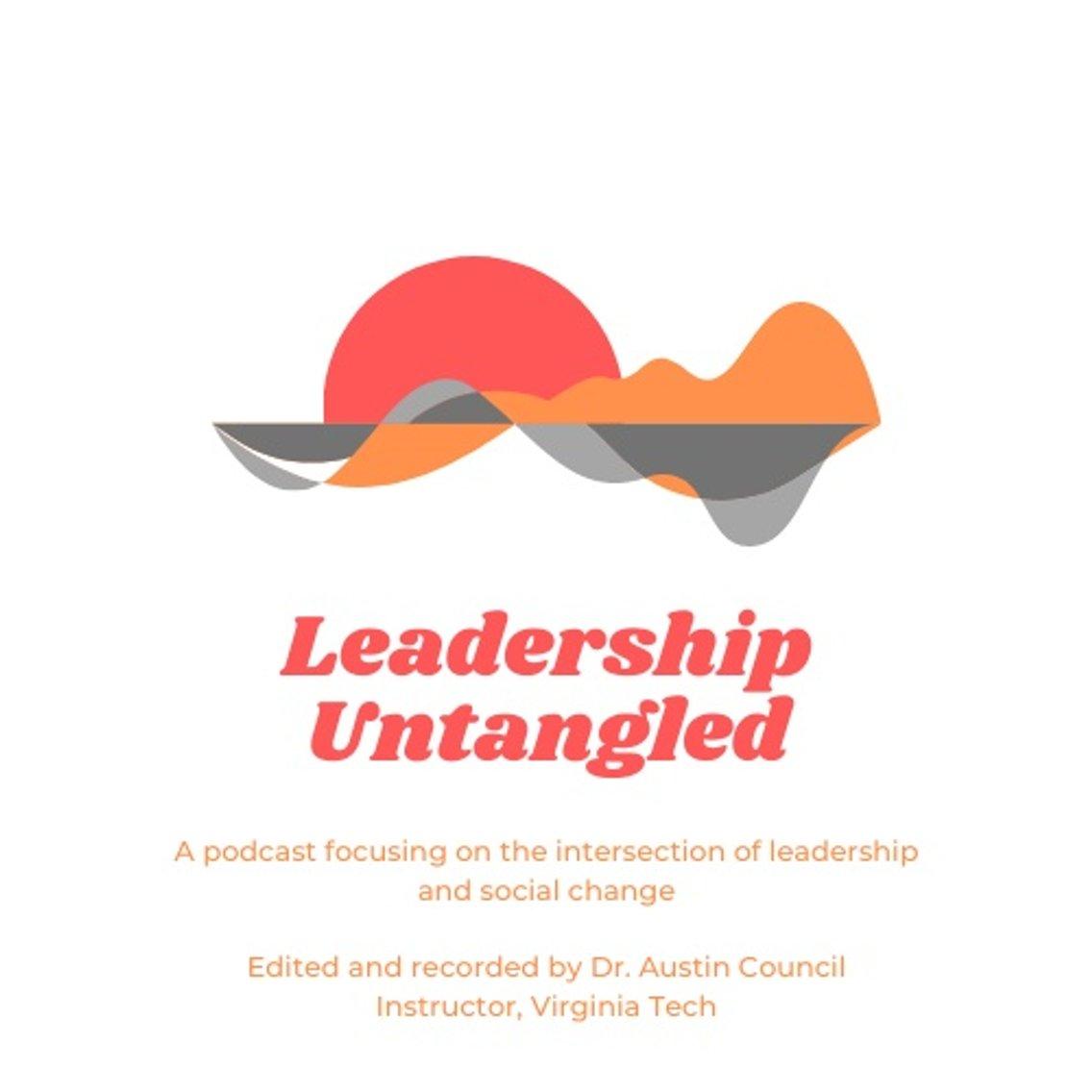 Leadership Untangled - immagine di copertina