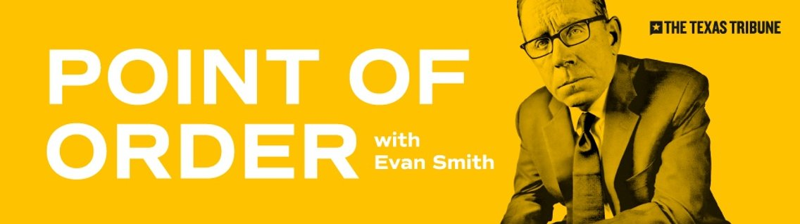 Point of Order with Evan Smith - Cover Image