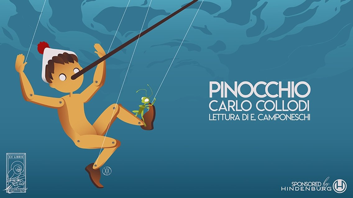 Le Avventure di Pinocchio - imagen de portada