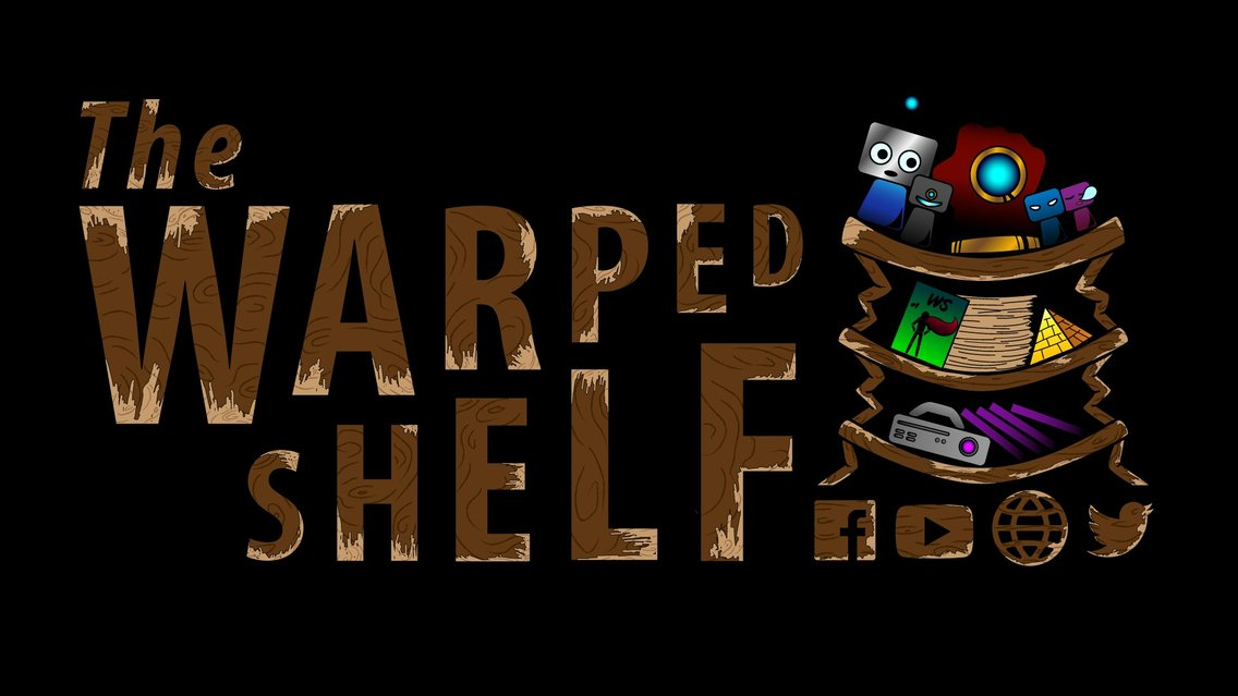 The Warped Shelf - immagine di copertina