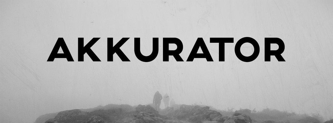 Akkurator - imagen de portada