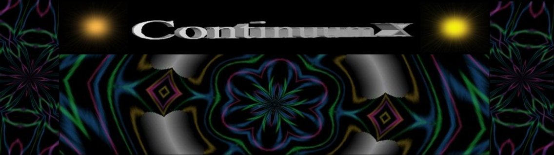 Continuum X - immagine di copertina