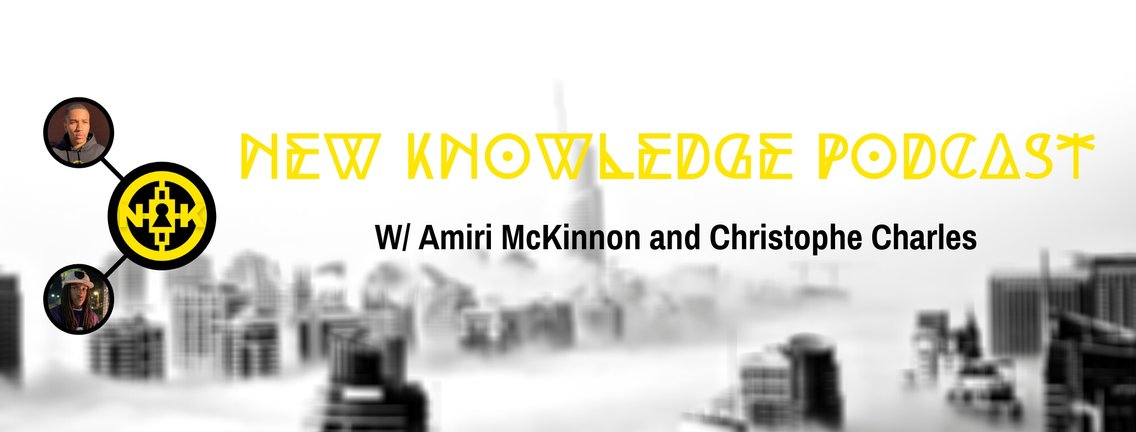 New Knowledge - Cover Image