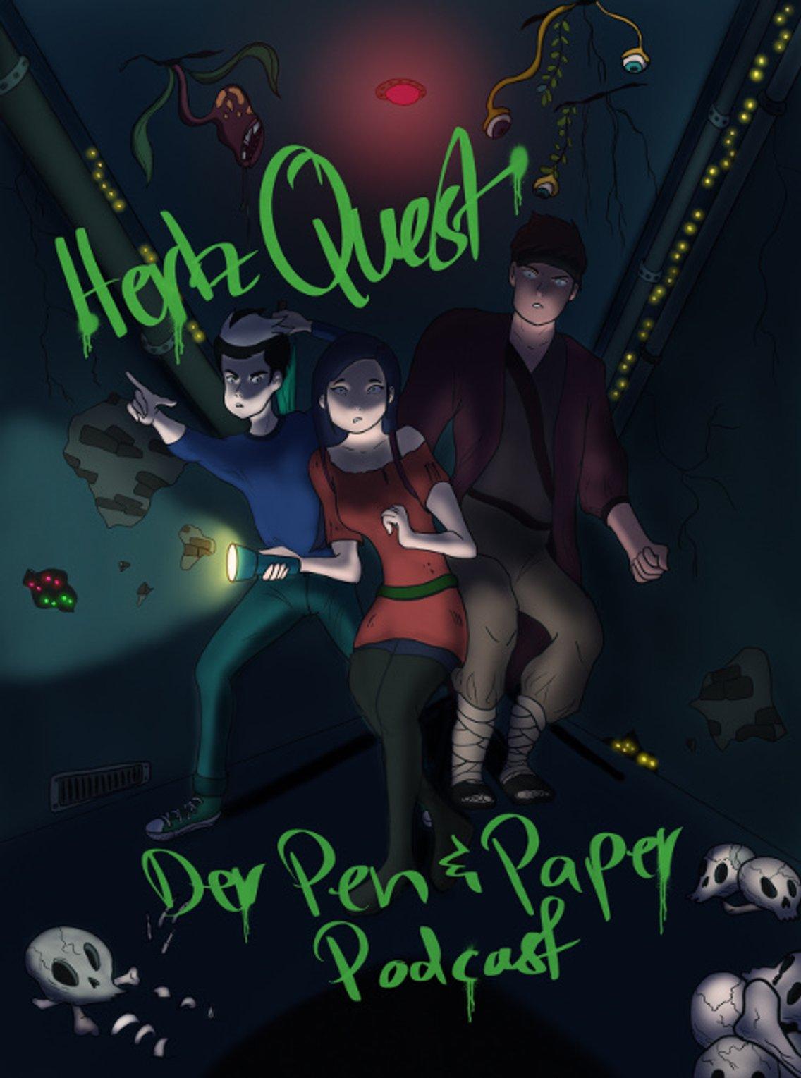 HertzQuest - immagine di copertina