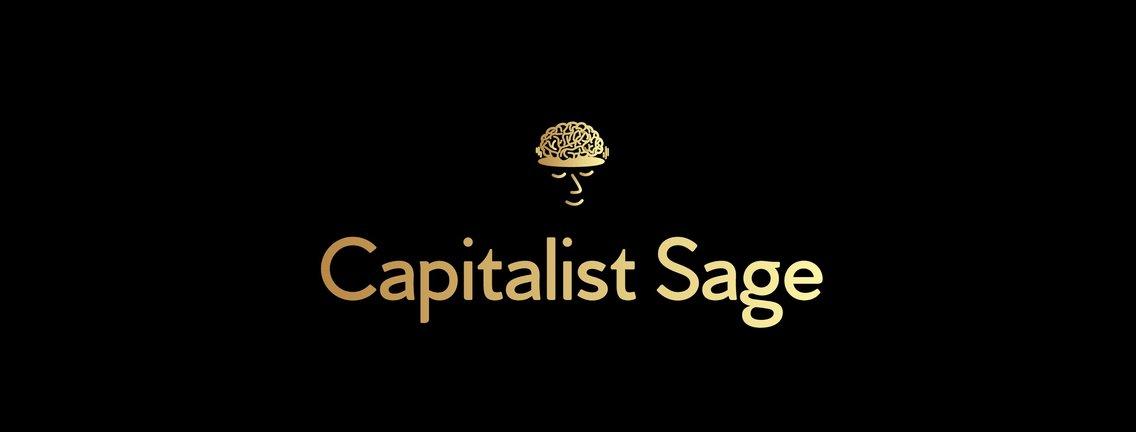 Capitalist Sage - Cover Image