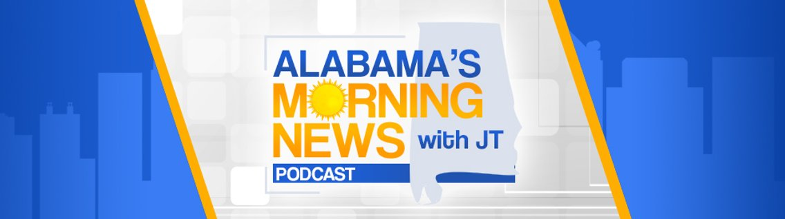 Alabama's Morning News with JT - Cover Image