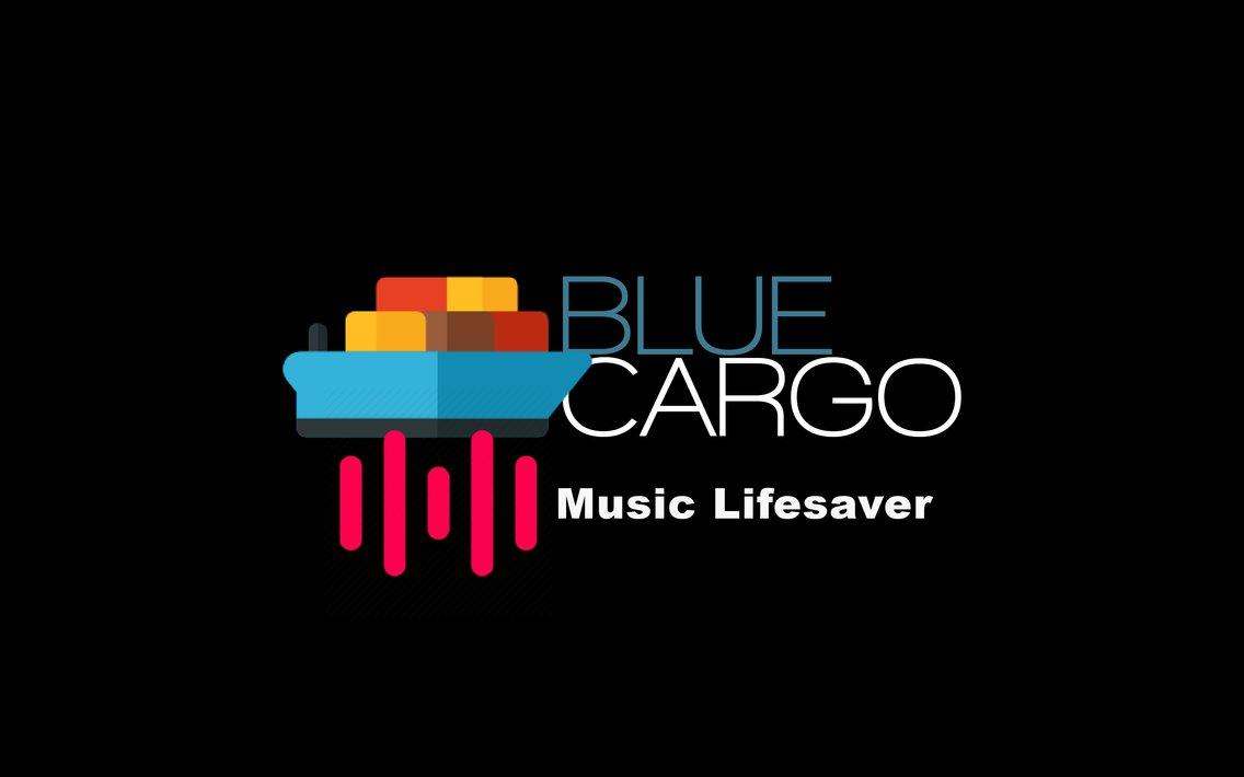 Blue Cargo / Music lifesaver - immagine di copertina