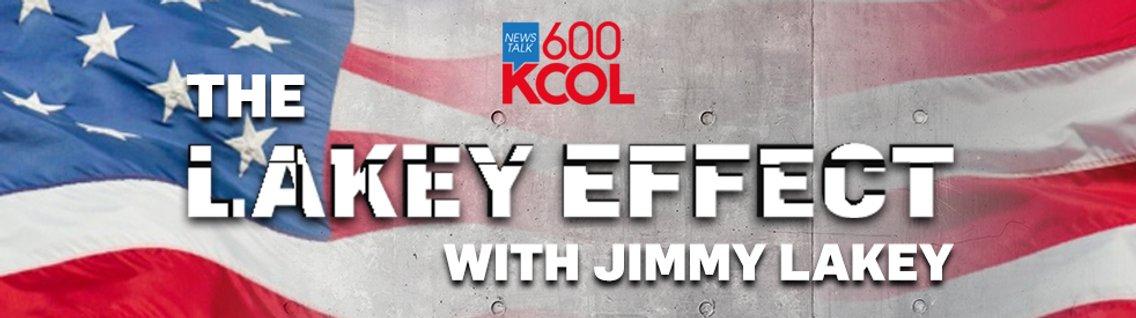 The Lakey Effect with Jimmy Lakey - imagen de portada