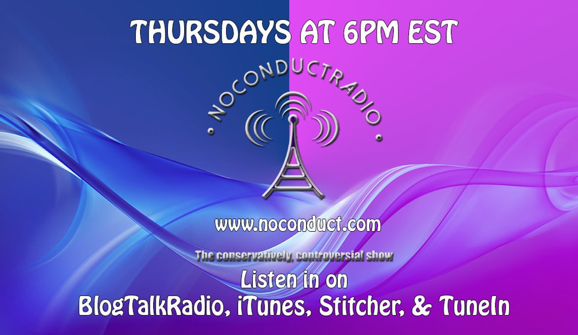 No Conduct Radio Thursday Podcast - Cover Image