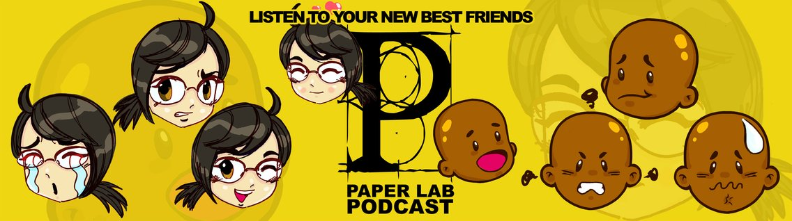 Paper Lab Podcast - Cover Image