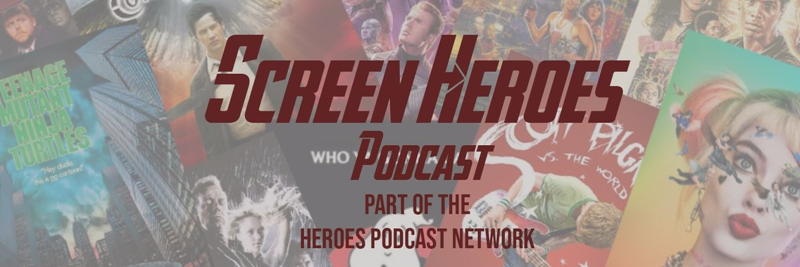 Screen Heroes - Cover Image