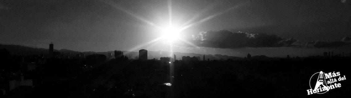 Más allá del Horizonte. - imagen de portada