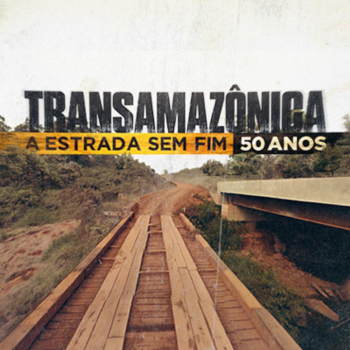 Transamazônica - imagen de portada