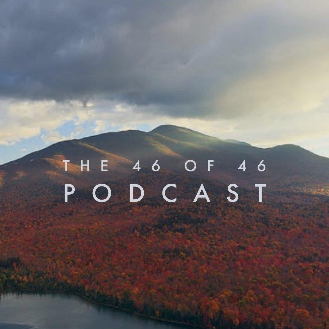 The 46 of 46 Podcast - immagine di copertina