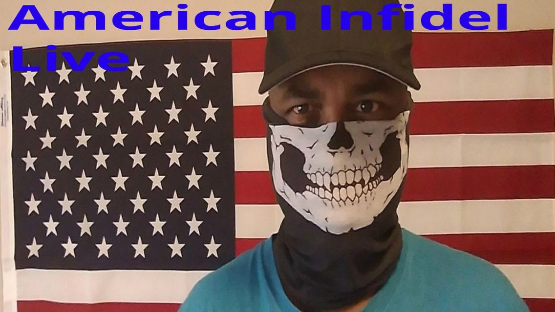 American Infidel Live - Cover Image