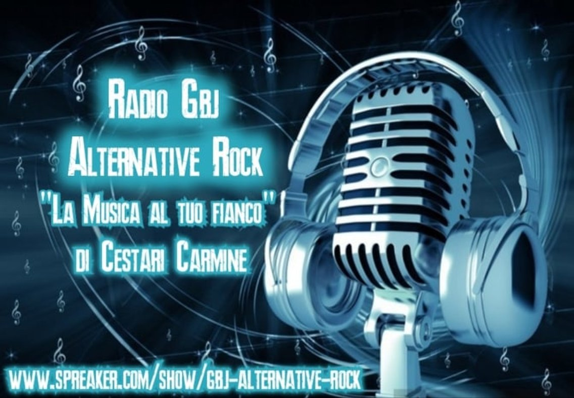 Radio gbj alternative rock - imagen de portada