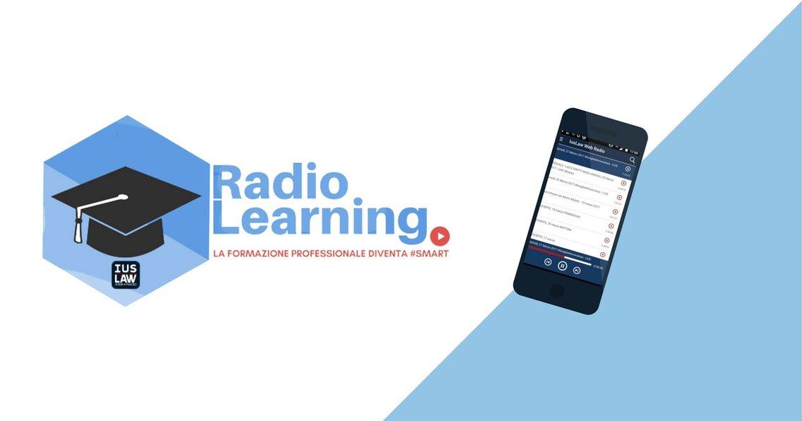 #RadioLearning - immagine di copertina