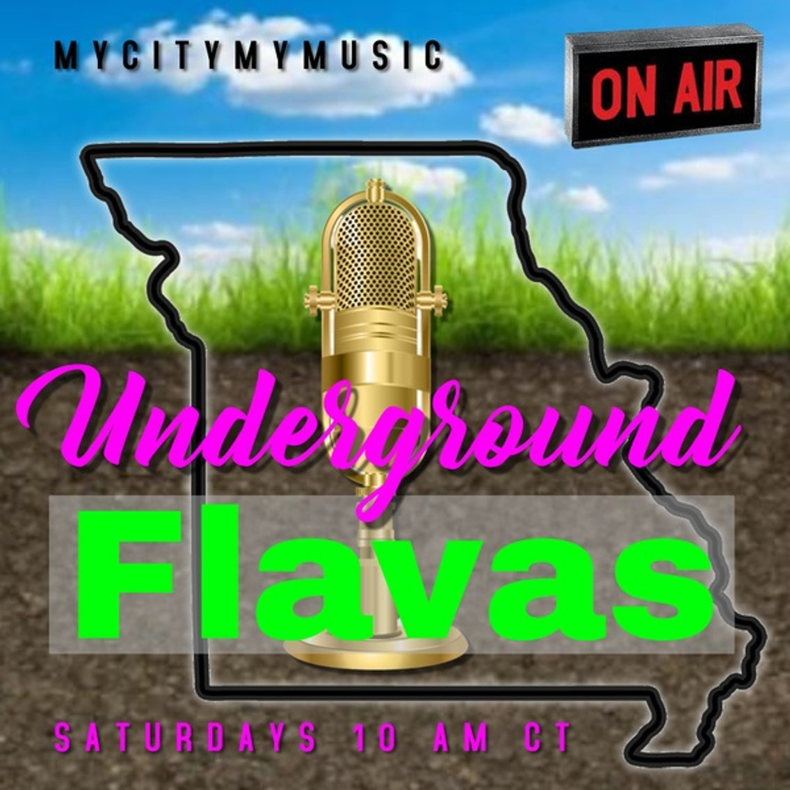 Underground Flavas - imagen de portada