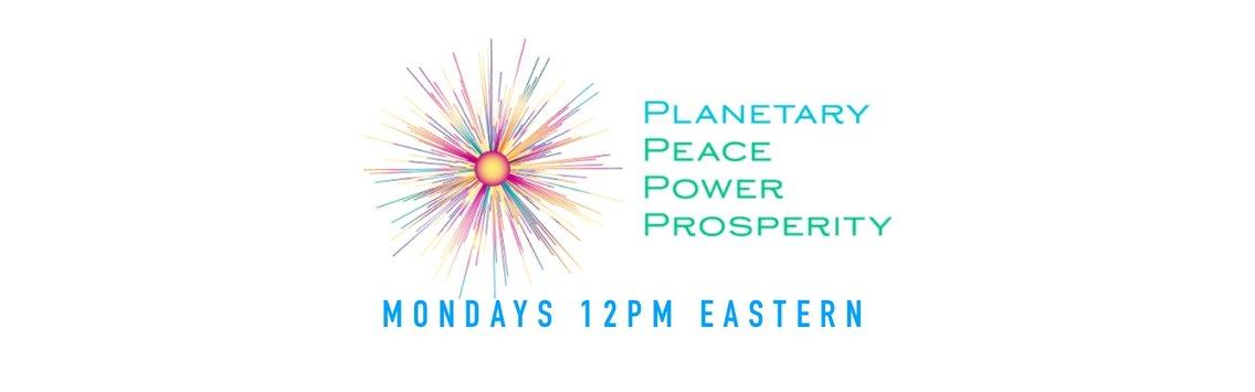 Planetary Peace, Power & Prosperity - imagen de portada