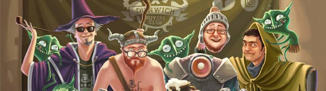 Dunwich Buyers Club - imagen de portada