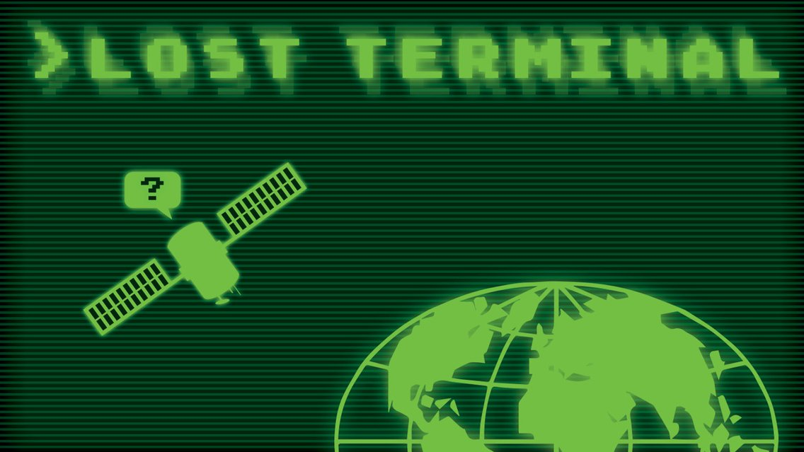 Lost Terminal - Cover Image