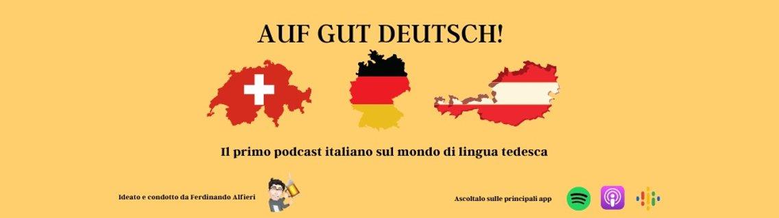 Auf gut Deutsch! - imagen de portada