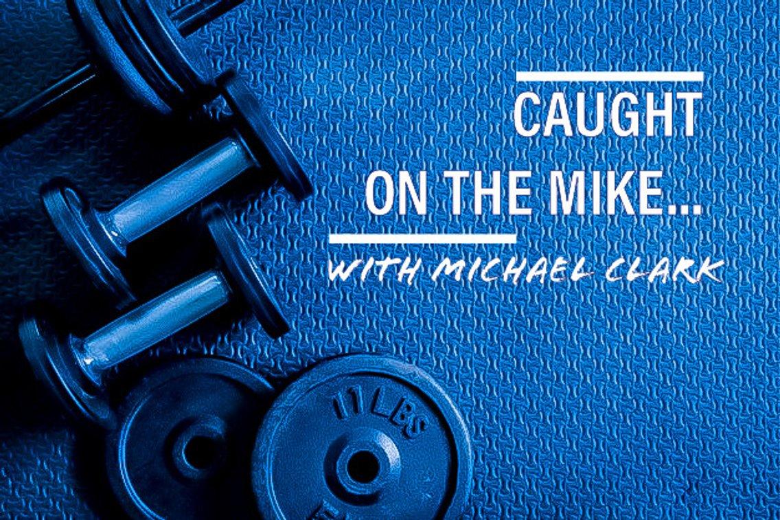 Caught on the Mike... - immagine di copertina