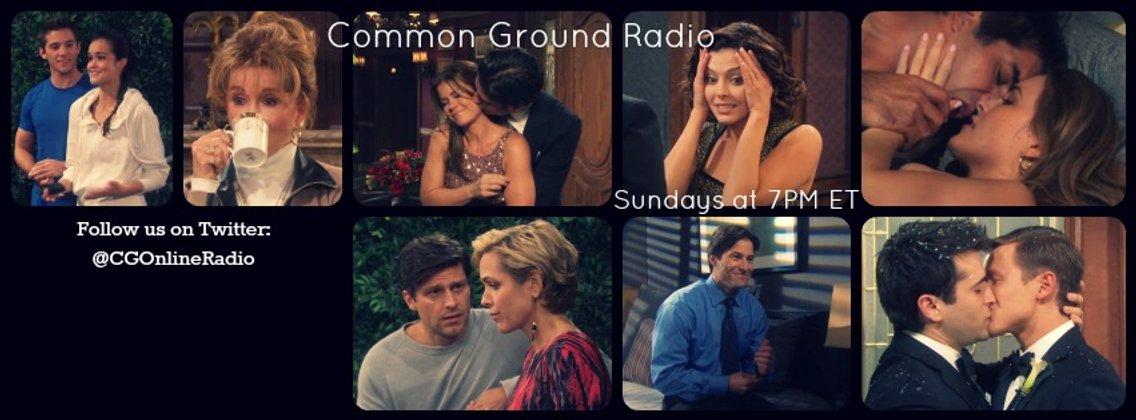 Common Ground Radio - imagen de portada