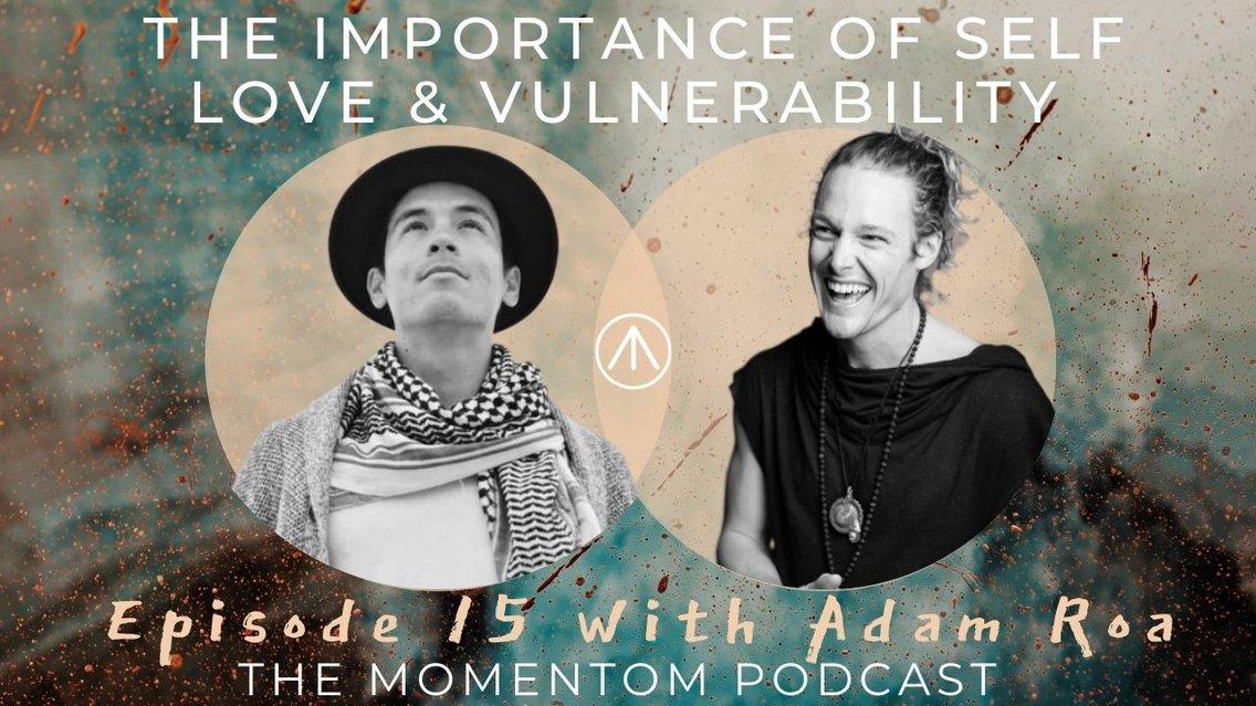 The Momentom Collective Podcast - imagen de portada