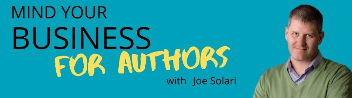 Mind Your Business for Authors - Cover Image