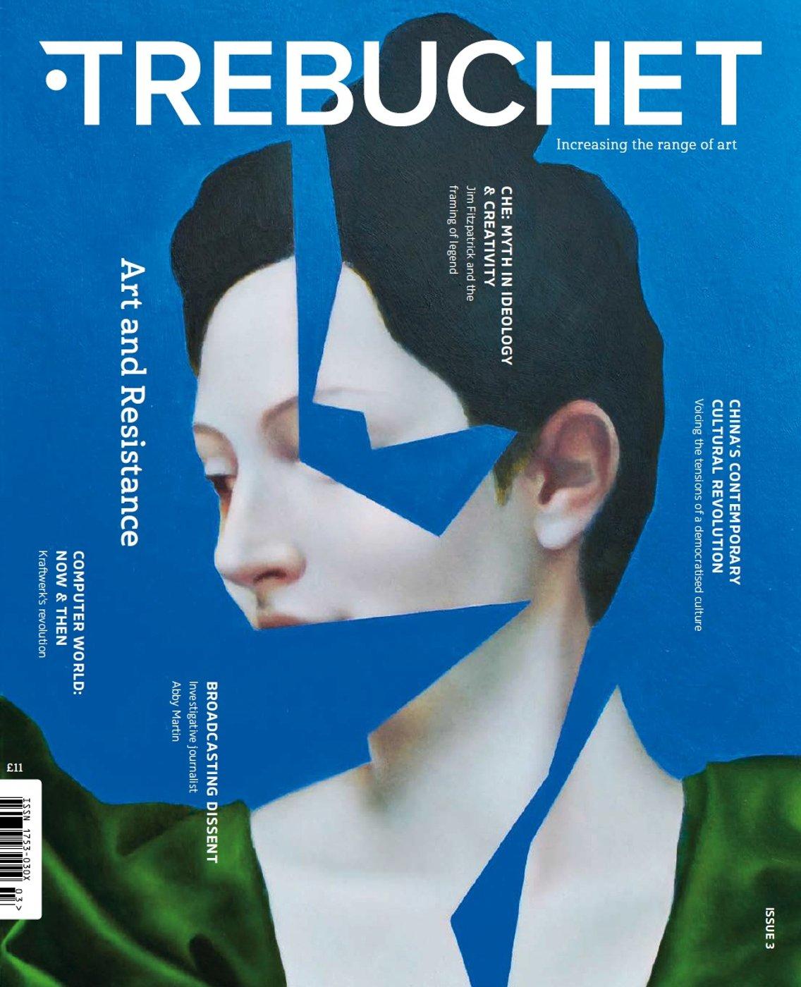 Trebuchet Talks - Cover Image