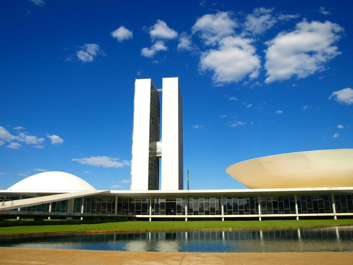 Conexão Brasília - imagen de portada