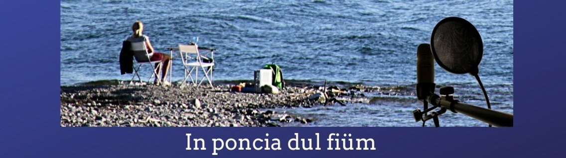 In poncia dul fiüm - Cover Image