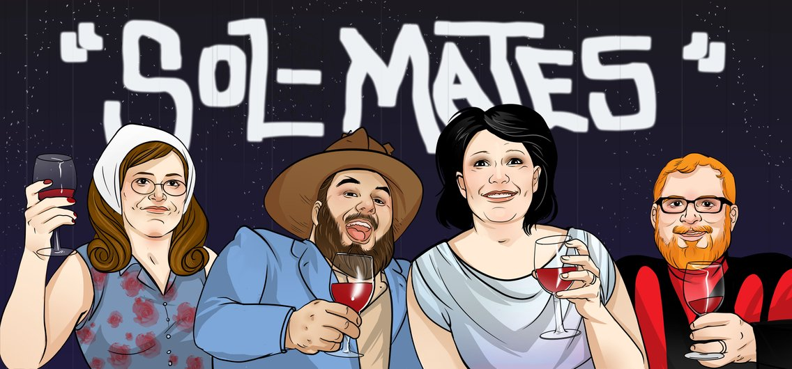 SoL-Mates: Love and MST3K - Cover Image