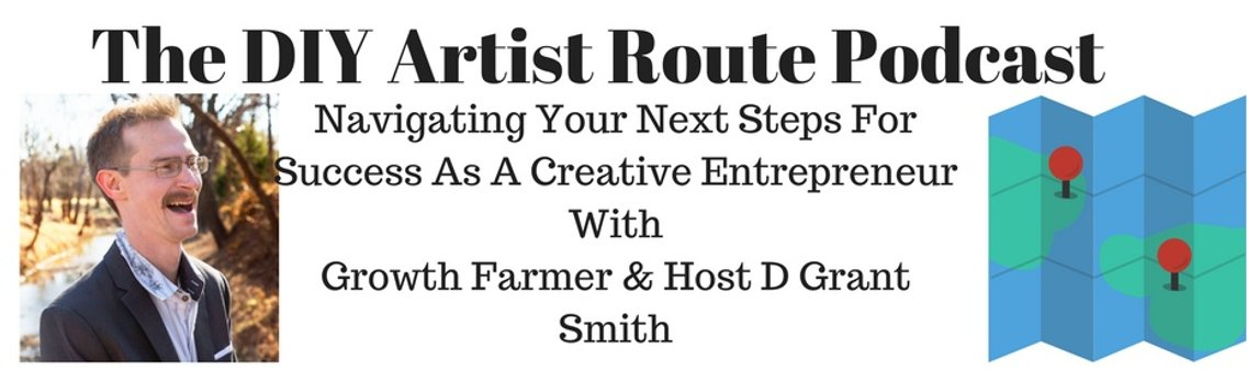 DIY Artist Route Podcast - Cover Image