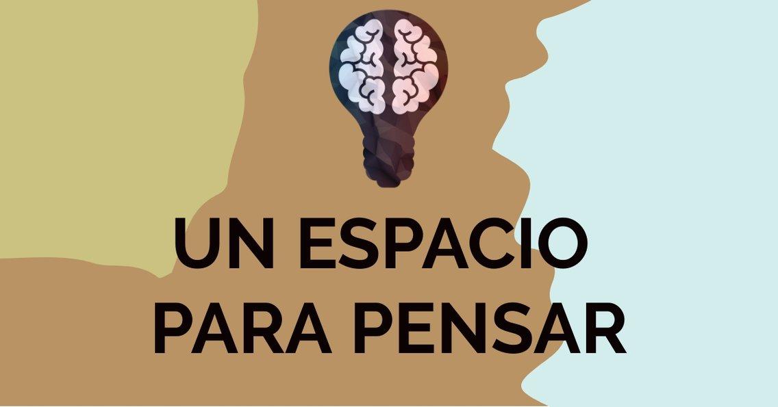 UN ESPACIO PARA PENSAR - Cover Image