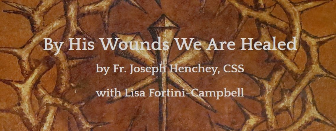 By His Wounds We Are Healed - Cover Image