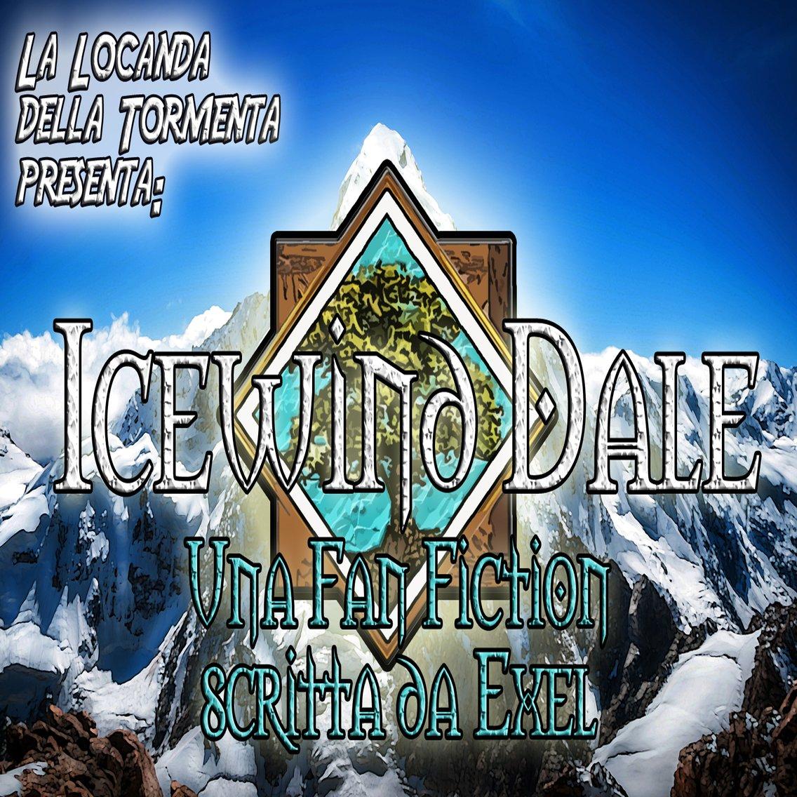 Icewind Dale - Fan fiction scritta da Exel - immagine di copertina