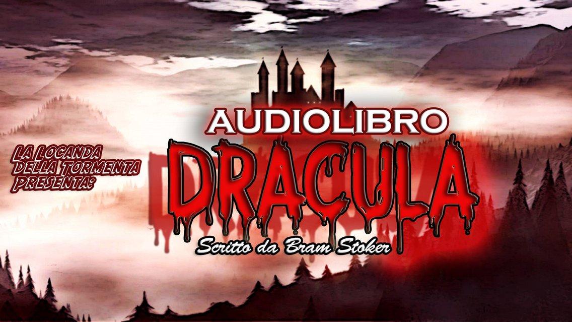 Audiolibro Dracula - Bram Stoker - immagine di copertina