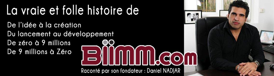 La vraie et folle histoire de BIIMM.com - Cover Image