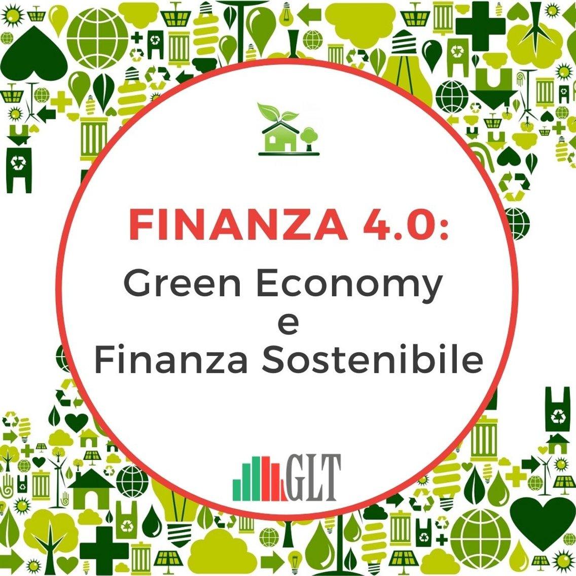 Finanza 4.0: Green Economy & Ripresa - imagen de portada