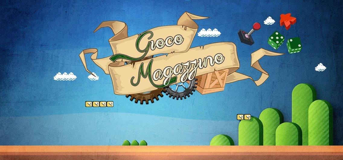 Gioco Magazzino Podcast - Cover Image