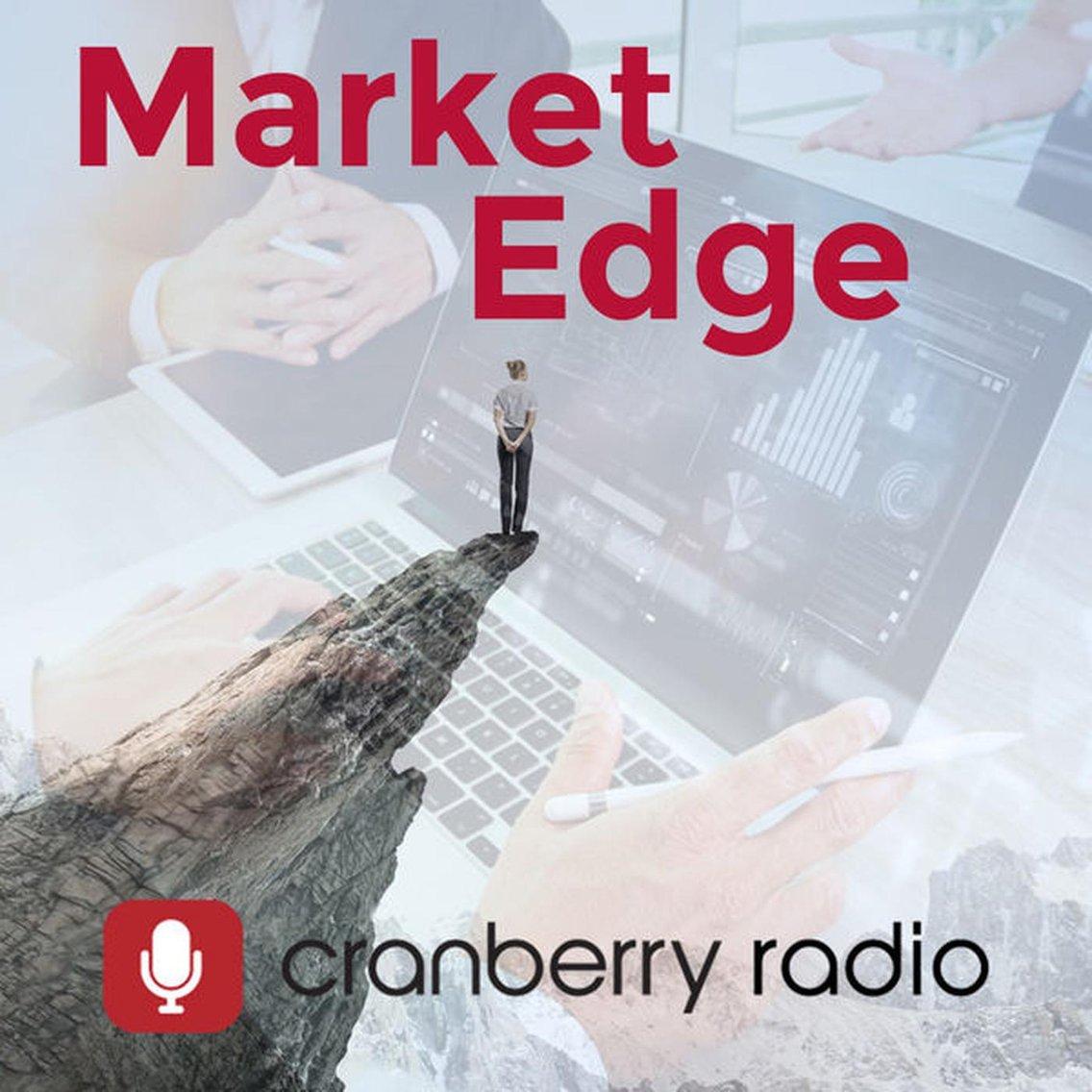 Market Edge with Larry Weber - imagen de portada