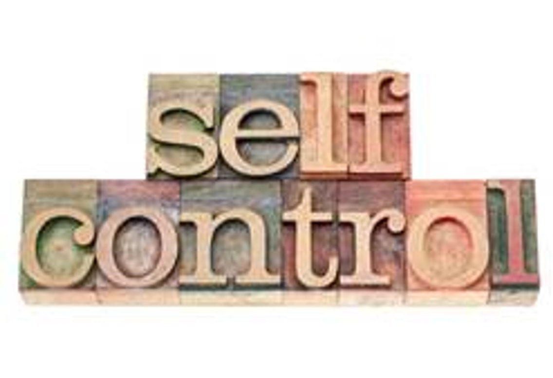 Self-Control For Your Desired Good #2 - Cover Image
