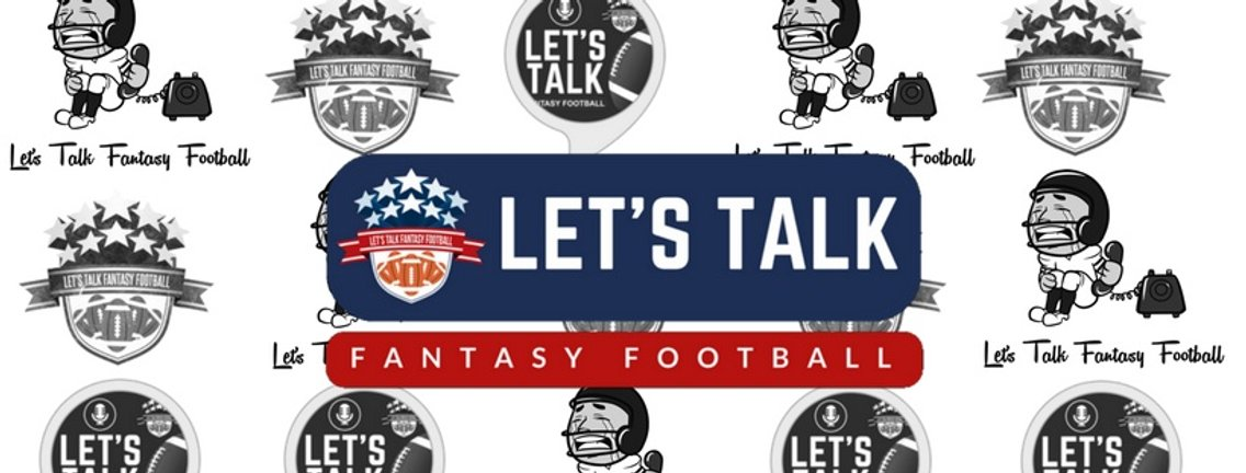 Let's Talk Fantasy Football - Cover Image