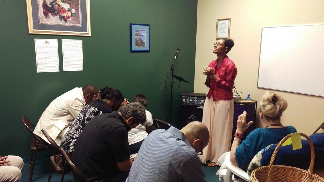 The Prayer & Training Center - immagine di copertina
