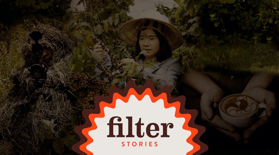 Filter Stories - Coffee Documentaries - imagen de portada