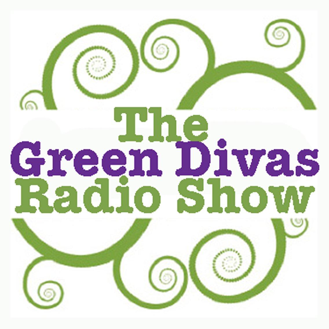 The Green Divas Radio Show - Cover Image