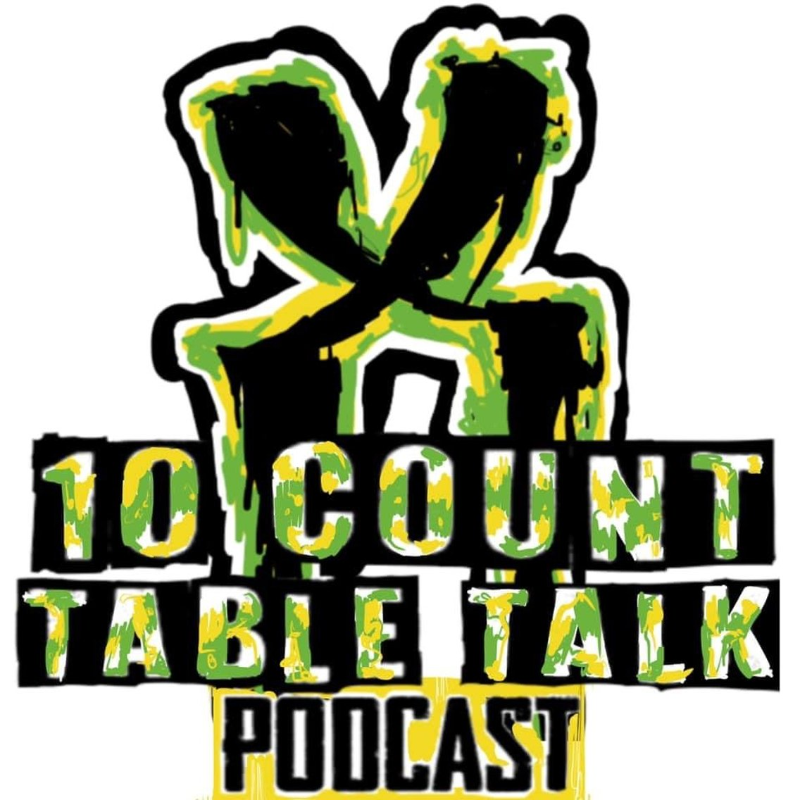 Ten Count Table Talk - Cover Image